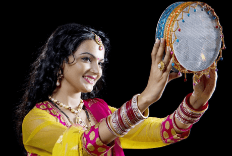 Perfect Karvachauth Look – Best Hair Colour For Women - Godrej Expert