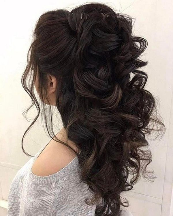 A half-up hairstyle - Godrej Expert
